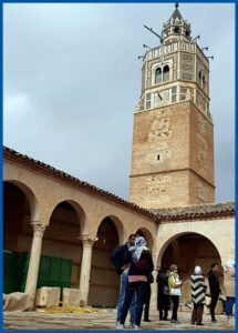 تستور: منارة الجامع الكبير؛ 1630